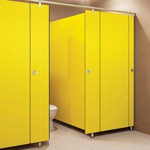 Сантехнические перегородки для туалетов Минск