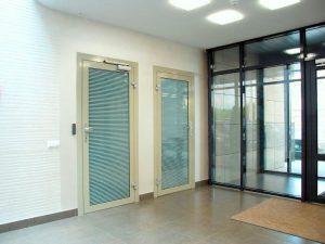 Двери алюминиевые купить в Минске