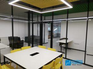 офисные перегородки лофт в Минске